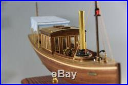 Hobby Steam boat Louise Victoria Scale 1/26 455mm 18 Wooden Ship Model Kit