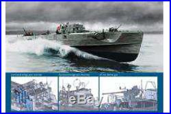 Italeri 135 5620 SCHNELLBOOT TYP S-38 Premier Edition Model Ship Kit