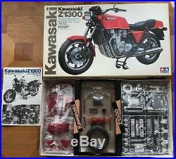 Kawasaki Z1300 TAMIYA1/6 Big Scale Motorcycle No 19 Free Shipping from JAPAN