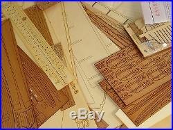 LE REQUIN wood ship model kit