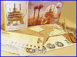 MISSISSIPPI 1870 wood ship model kit