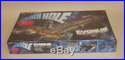 MPC Model Kit 1-1983 Walt Disney The Black Hole Cygnus Space Ship NEW Sealed Box