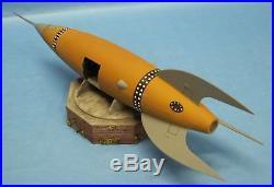 MYST Style Steampunk Space Rocket Ship Model Kit