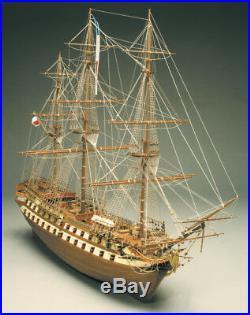 Mantua Models Le Superbe Wooden Period Ship Kit 175 Scale
