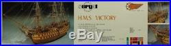 Mantua Sergal 178 HMS Victory Lord Nelson Flag Ship Multi-Media Model Kit #782U