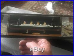 Minicraft RMS Titanic 1/350 Scale Centennial Edition Ship Model Kit Open Box