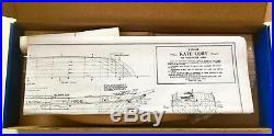 Model Shipways MS2031 Kate Cory Whaling Solid Hull Ship Model Kit