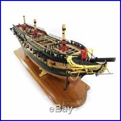 Model Shipways MS2041 USS ESSEX 1799 Frifgate Wooden Ship 176 Scale NIB