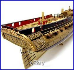 Model Shipways MS2262 USF Confederacy 1778 164 Scale Model Ship Kit