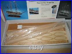 Model Shipways Massachusetts Privateer Rattlesnake 1780 164 Scale Ship Kit