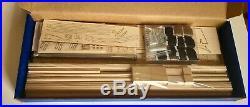 Model Shipways NIAGARA BATTLE LAKE ERIE 164 SCALE Wooden Ship Model Kit