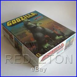 Monogram Godzilla Plastic Model Kit Glows In The Dark Free Shipping