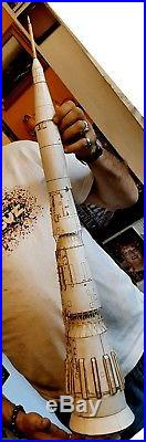 N1 Flying Model Rocket 1/122 Scale Altaira Rocketry (Shipping 12-5-17)