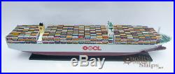 OOCL Germany Container Ship Ready Display Model