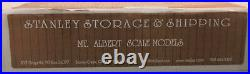 O On3 On30 CRAFTSMAN MT ALBERT MODELS STANLEY STORAGE & SHIPPING KIT NEW