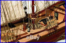OcCre ALBATROS Wood Model Ship Kit