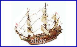 Occre Apostol San Felipe Spanish Galleon 160 Scale Wood Model Ship Kit