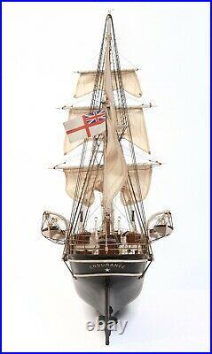 Occre Endurance 170 Model Wooden Ship Kit (12008)