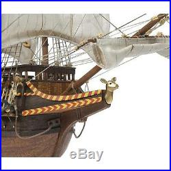 Occre Golden Hinde 185 Scale Model Ship Kit 12003