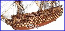 Occre Santisima Trinidad 1st Rate Ship of the Line 190 (15800) Model Boat Kit