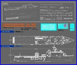 Orange Hobby 1/350 USS Harpers Ferry (LSD-49) Dock Landing Ship
