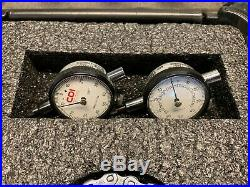 Peterson Alignment Tools Co. Model #20RA Shaft Alignment Kit in Case -Ships Free