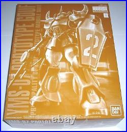 Premium Bandai Limited 1/100 Mg Yms-07 Prototype Gouf Ver 2.0 Shipping Extra