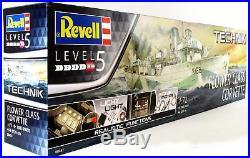 Revell 172 00451 Flower Class Corvette Technik Model Ship Kit