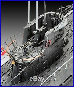 Revell 172 05166 German Submarine Type IXC U67/U154 Model Ship Kit