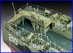 Revell Gmbh Plastic Kits #05123 1/144 U. S. Navy Landing Ship Medium (Early)(2014)