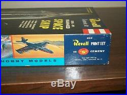 Revell Scale XSL-01 Manned Space Ship, Kit #H-1800198