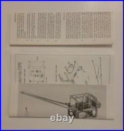 Rio Grande Models Ltd HO/HOn3 McGiffert Log Loader Kit# 3036-MG FREE SHIPPING