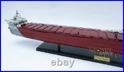 SS Arthur M. Anderson American Great Lakes Freighter Handcrafted Wooden Ship
