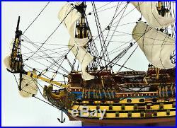 San Felipe Spanish Galleon Tall Ship Wooden Model 31