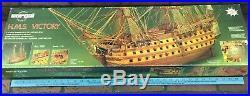 Sergal 782 H. M. S. VICTORY 178 Wood Ship Model Kit