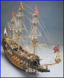 Sovereign Of The Seas Sergal Mantua Wooden Model Ship Kit Art787 Nib