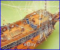 Sovereign Of The Seas Sergal Mantua Wooden Model Ship Kit Art787 NIB Vintage