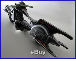 Space Ship Rocket Vintage Toy Lost In Flash Gordon Buck Roger Bike Captain Video