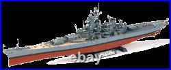 TAMIYA 78029 Missouri (c 1991) 1350 Ship Model Kit