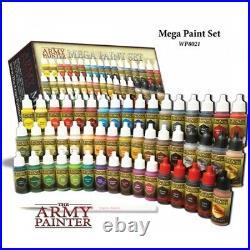 TAPWP8021 Army Painter Warpaints Mega Paint Set FREE SHIPPING