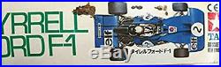 TYRREL Ford F1 1/12 kit TAMIYA from JAPAN FREE shipping
