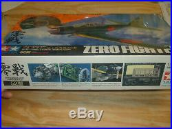 Tamiya 1/32 WWII IJN Mitsubishi Zero Type 21 Fighter Zeke Free Shipping Limited