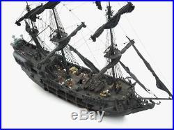 The Black Pearl full Scene Scale 1/50 38.5 Wood Model Ship Kit
