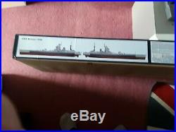 Trumpeter 1200 03708 HMS Nelson 1944 Model Ship Kit