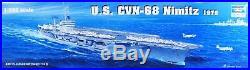 Trumpeter 1350 05605 USS Nimitz CVN-68 Model Ship Kit