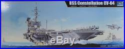 Trumpeter 1350 05620 USS Constellation CV-64 Model Ship Kit