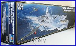 Trumpeter 1350 05628 German Navy Aircraft Cr DKM Peter Strasser Model Ship Kit