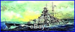 Trumpeter German Bismarck Battleship 1941 Plastic Model Military Ship Kit