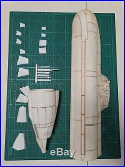 Type 212 1/72 submarine U-Boot-Klasse 212 A 3D print 735mm RC model ship kit