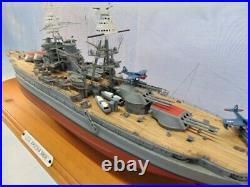 USS Arizona BB-39 / 1-350 Pro built / FREE SHIPPING
